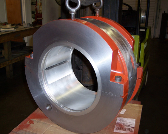 Turbine Generator Bearing