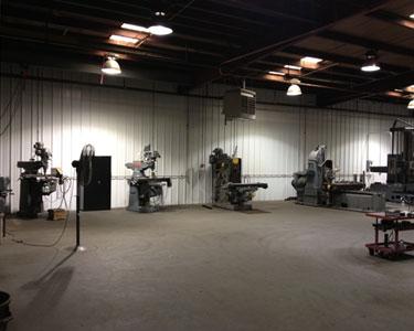 Milling Department