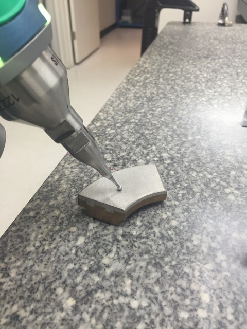 laser inspection photo